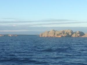 The Benjamin Islands