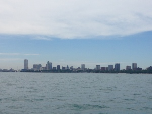 The Familiar Milwaukee Skyline
