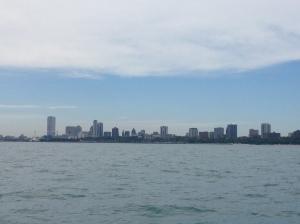 The Familiar Milwaukee Skyline