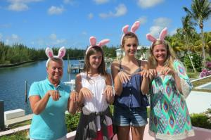 Easter in Treasure Cay