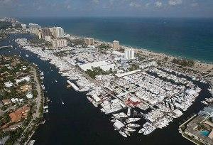 Ft. Lauderdale boatshow pic