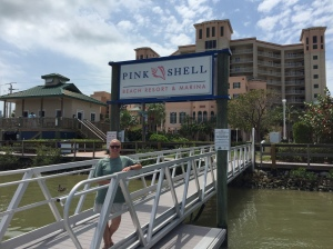 Pink Shell Marina in Fort Myers Beach