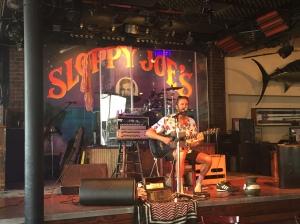 Famous Sloppy Joes in Key West
