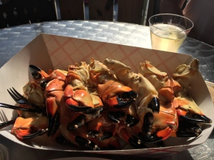 Yummy Stone Crab Claws