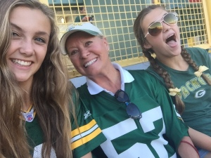Family Night at Lambeau Field in Green Bay